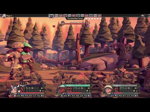 For The King: Lost Civilization Adventure Gameplay Early Stage PC GAME  