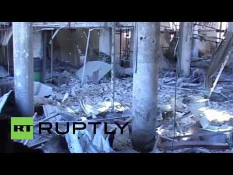 Syria: Army advances on militant positions in Daraya