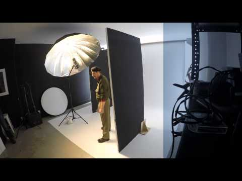 EVITA - Hamilton publicity photo shoot
