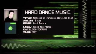 Baced - Mistress of Darkness (Original Mix) [HQ]