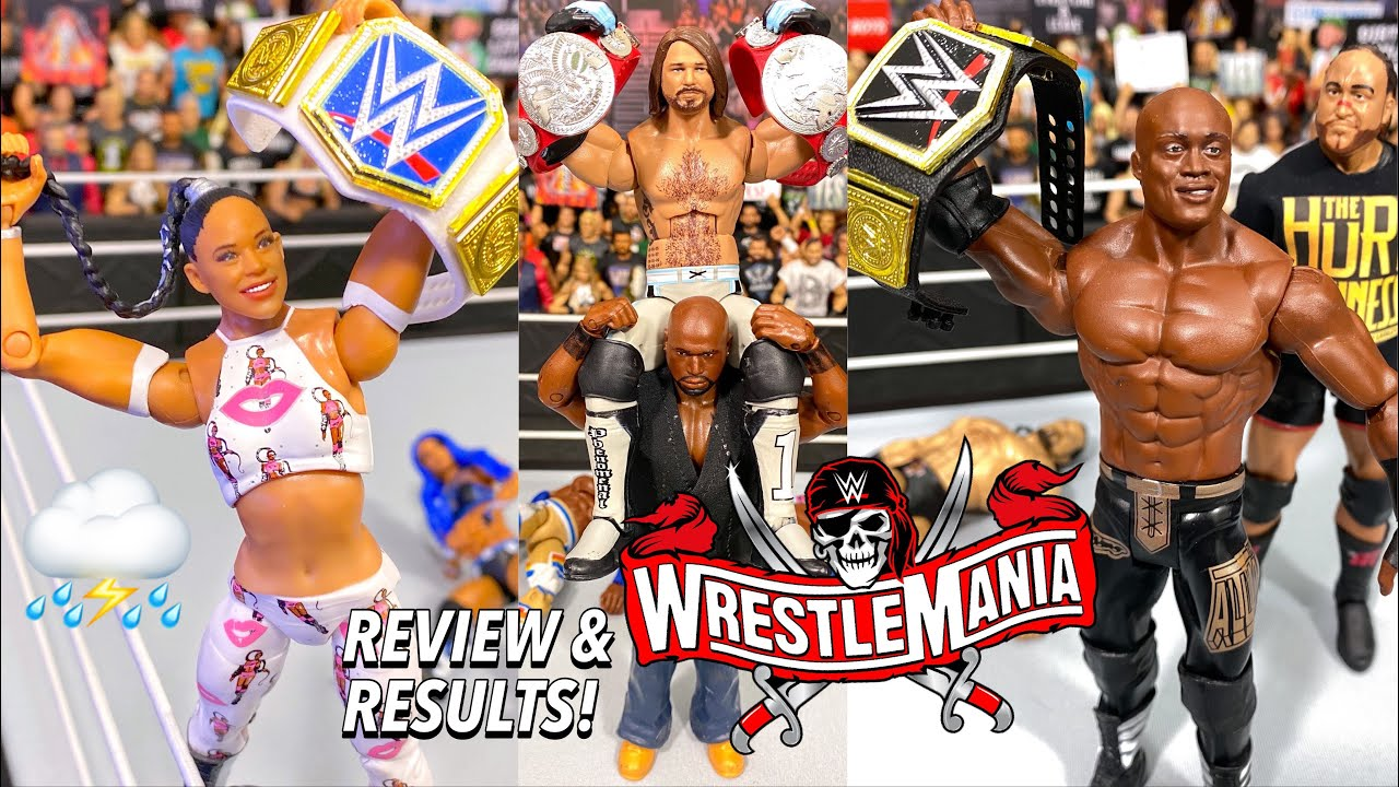 WWE WRESTLEMANIA 37 NIGHT 1 REVIEW & RESULTS! STORM ALMOST RUINS SHOW!