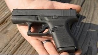 Glock 42 review the pocket glock