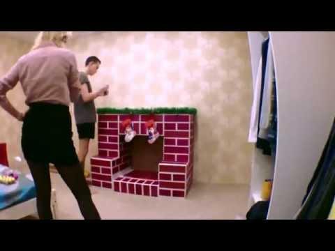 видео: КАМИН СВОИМИ РУКАМИ