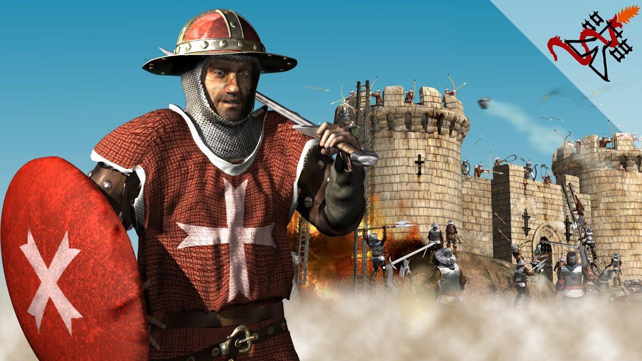 Stronghold Crusader - Mission 3   Konya,Frederick ...