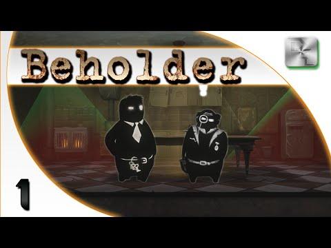 Beholder Gameplay - Beholder Let's Play - Ep 1 - Beholder Walkthrough/Playthrough