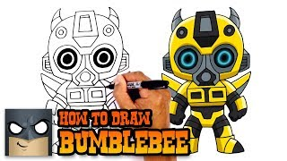 How to Draw Bumblebee | Transformers