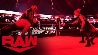 The Fiend & Alexa Bliss arrive on Raw: Raw, Oct. 12, 2020