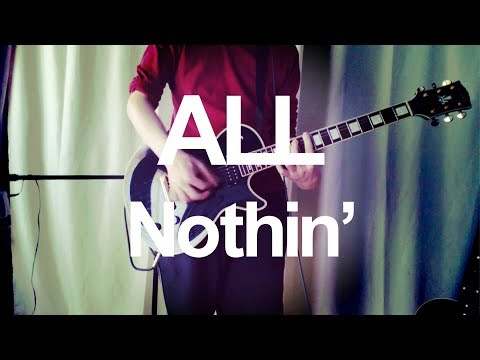 ALL - Nothin' (Guitar Cover) with TAB