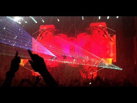 Alesso - Scars For Life Live @ London O2 Brixton Academy 2014 HD