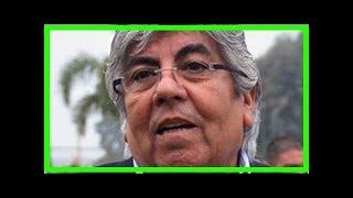 Moreno defendió a Hugo Moyano y lo comparó con Gardel - Noticias