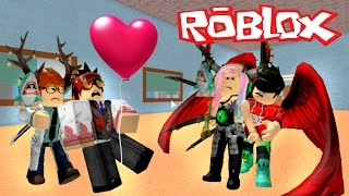 WE ARE BEING FORCED TO LOVE EACH OTHER!! | Roblox Roleplay | Villain Series Episode 12