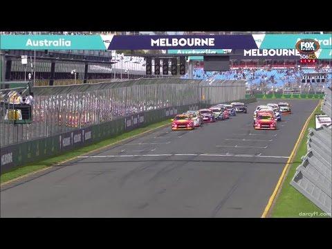 2017 Supercars - Albert Park - Race 1