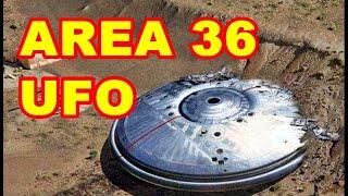 PESAWAT UFO dan AREA 36 TURANGGA SETA