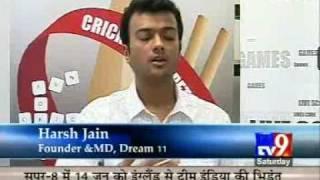 Dream11.com explains Fantasy Cricket