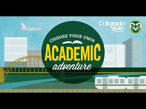Engineering, Math, Physics and Computer Sciences | A Colorado State #RamChat