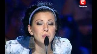X-Factor Киев: Сергей Семенов