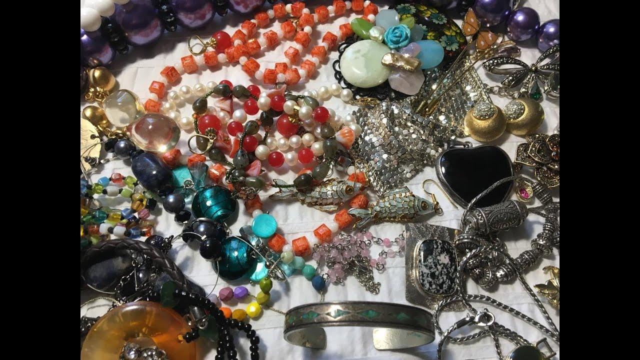 Colorful Fun Jewelry Bag