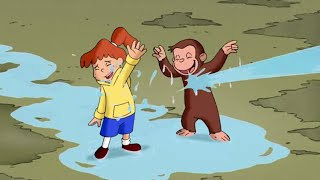 George Back at The Farm 🐵 Curious George 🐵 40 Minute Compilation 🐵Kids Movies 🐵Videos for Kids