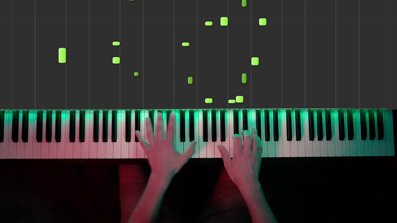 For The Damaged Coda - Rick & Evil Morty (Piano Cover) [medium] - For The Damaged Coda - Rick & Evil Morty (Piano Cover) [medium]