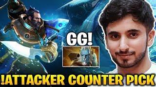 !Attacker Kunkka Counter Pick PL Dota 2 7.17