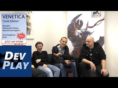 DevPlay - Venetica - Thema: Pitching