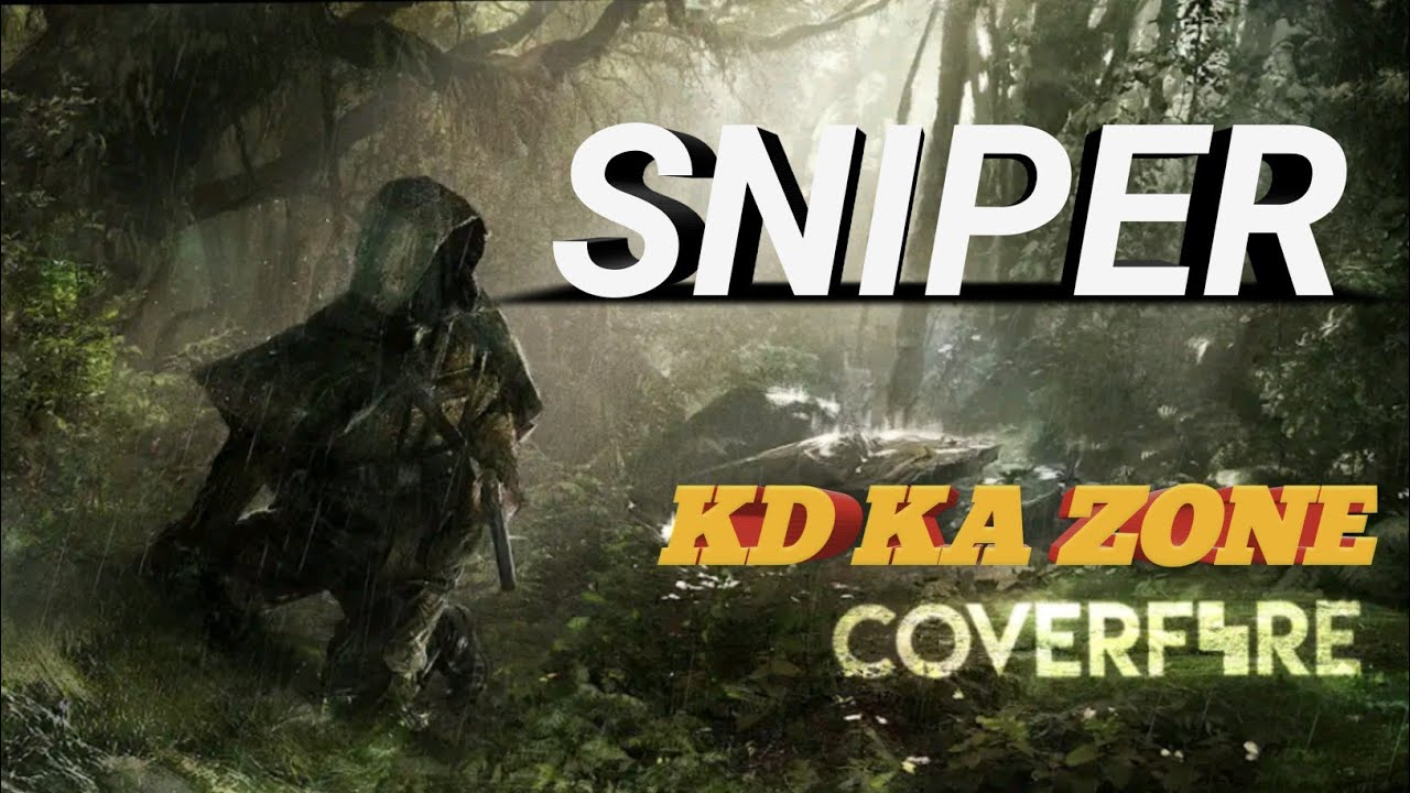 Cover fire mission game || Sniper headshot || KD Ka Zone