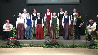 """00016 Pasaules latviešu dienu deju un folkloras kopu koncerts """"Cilvēks. Mūžs. DIMD!"""""""