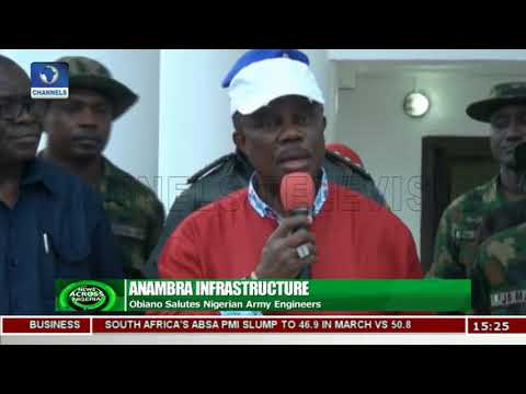More Roads Link Agricultural Communities In Anambra |News Across Nigeria|