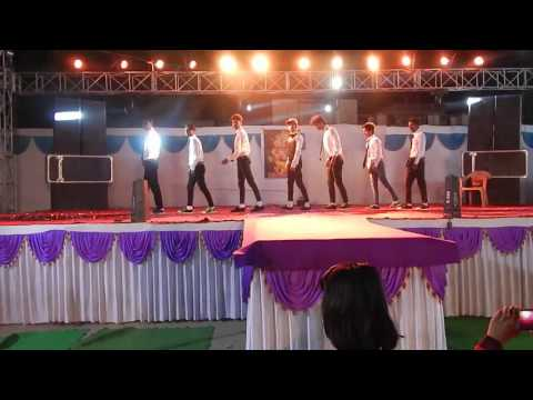 Wd dance group phulera