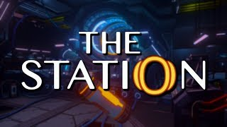 The Station Game First Look - Alien Mystery in Space [PC Gameplay/Let