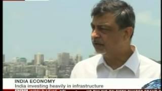 Rajrishi Singhal on India's economy (BBC World)