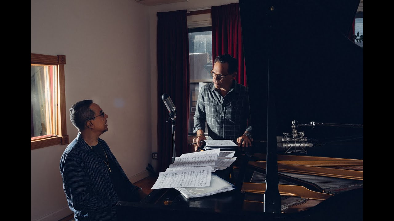 "Kurt Elling / Danilo Pérez Duo | ""Secrets Are The Best Stories"""