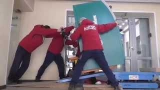 видео Перевозка банкоматов