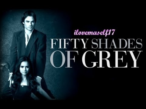 fifty shades of grey the vampire diaries style youtube. Black Bedroom Furniture Sets. Home Design Ideas