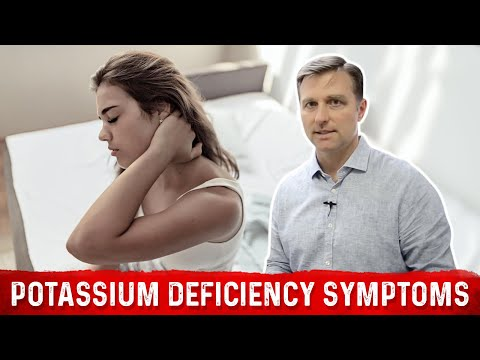 The Top Symptoms of a Potassium Deficiency