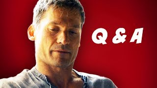 Game Of Thrones Season 4 Episode 3 Q&A WTF Jaime Lannister and Cers...