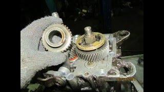 Мерседес 124 заміна 3ей передачі. Mercedes-Benz W124 ремонт кпп