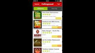 EatNow - Online Food Ordering - How it works