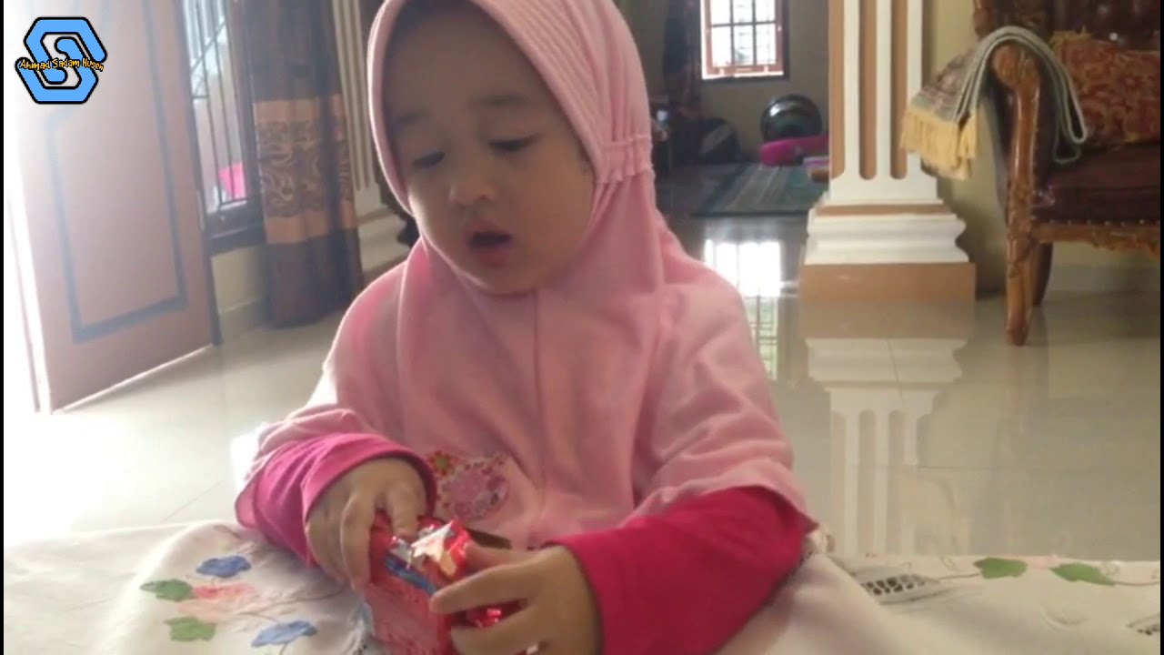 Aishwa Anak Kecil Asal Palembang Yang Hapal Lebih Dari  Shalawat