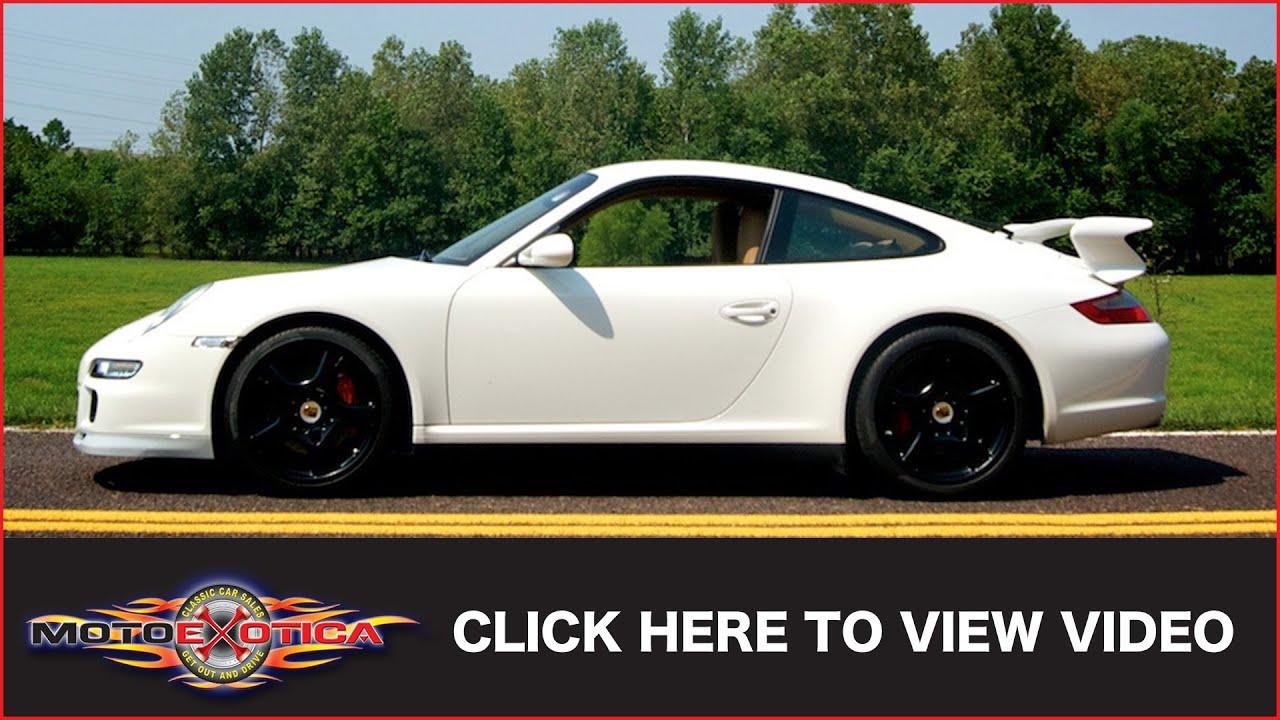 2008 Porsche 911 Carrera 4s Sold Youtube