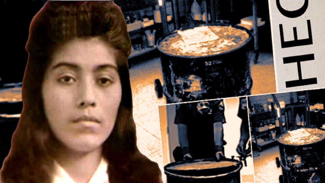 """""""Giấc mơ Mỹ"""" của cô gái trẻ tan tành khi được tìm thấy trong thùng phuy, kết quả của mối tình..."""