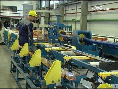Цех по производству медных токопроводящих сплавов начал работу в Тольятти
