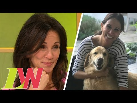 Andrea Tears Up Talking About the Loss of Her Beloved Pet Dog, Jackson | Loose Women Mp3