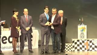 Gala de Campeones del Automovilismo Canario 2015