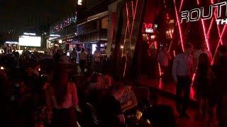 Route 66 Night Club In Bangkok
