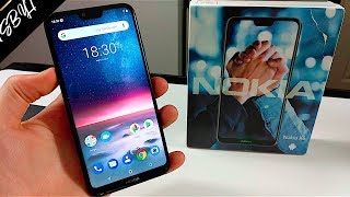 Nokia X6 (6.1 Plus) Unboxing & Review - RETURN OF THE GIANT!