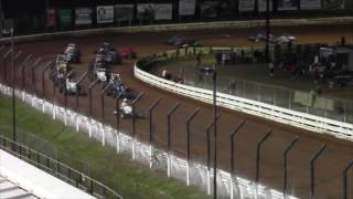 Williams Grove Speedway USAC Silver Crown and ARDC Midget Highlights