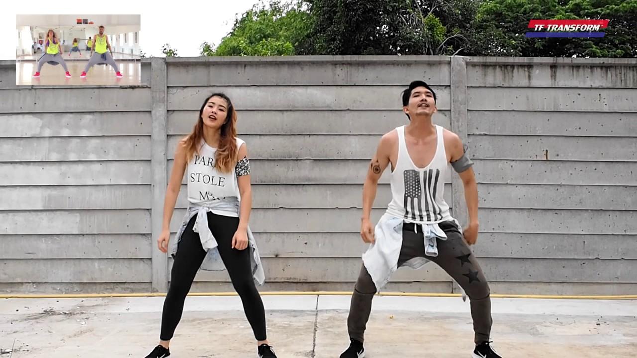 ชวนกันเต้น Dance Together TF.2 'Bomba' with Nevena&Goren by Mai&Golf
