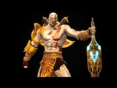 Mortal Kombat Meets God Of War: Official Interview