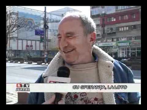 RTV JURNAL 12.03.2011 - CU SPERANTA LA LOTO